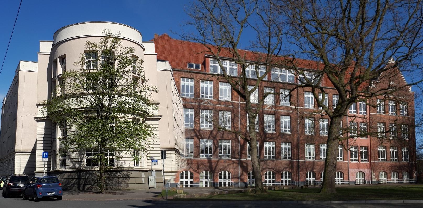 Lloyd Gymnasium Bremerhaven